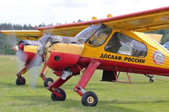 RA-01200 - DOSAAF / ROSTO PZL 104 Wilga 35A