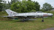 809 - Poland - Air Force Mikoyan-Gurevich MiG-21F-13 aircraft