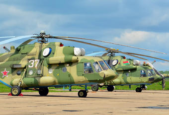 RF-24757 - Russia - Air Force Mil Mi-8AMT