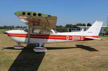 G-BBKG - Private Reims F172