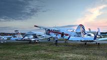 SP-CYC - - Airport Overview Morane Saulnier 880B Rallye 100T aircraft