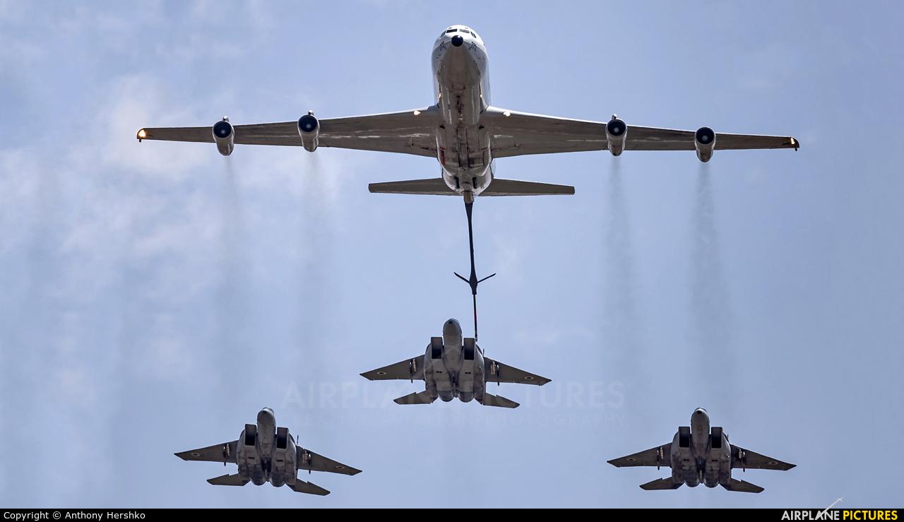 Israel - Defence Force 272 aircraft at Ramat David