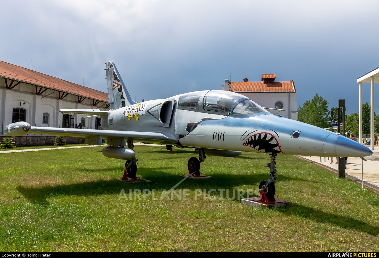 Hungary - Air Force 119 aircraft at Off Airport - Hungary