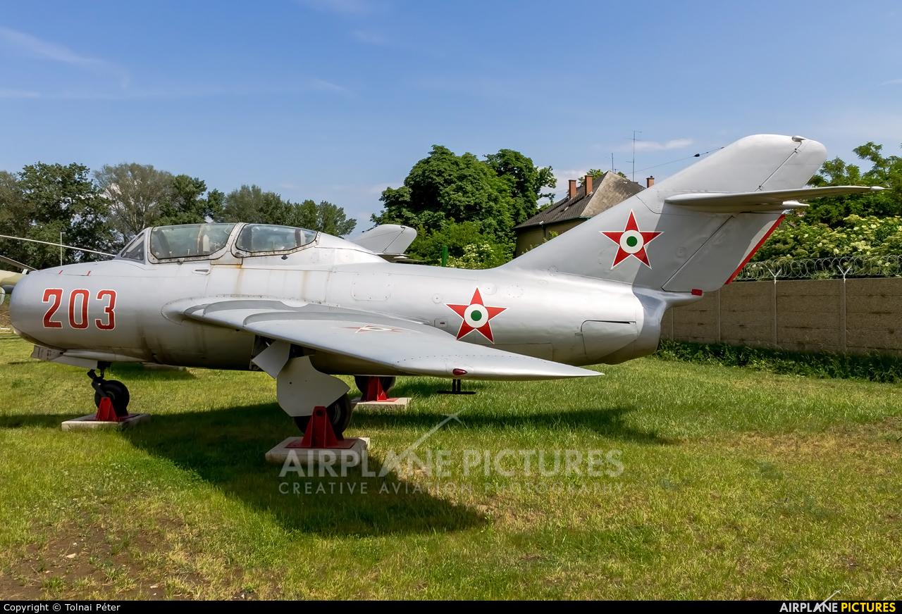 Hungary - Air Force 203 aircraft at Off Airport - Hungary