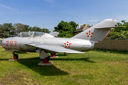 203 - Hungary - Air Force Mikoyan-Gurevich MiG-15 UTI aircraft