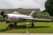 405 - Hungary - Air Force Mikoyan-Gurevich MiG-17PF aircraft