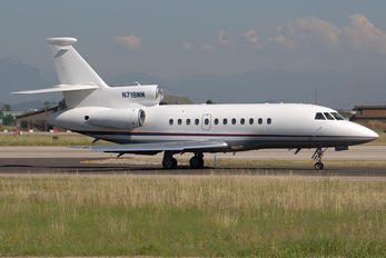 N718MM - Private Dassault Falcon 900 series
