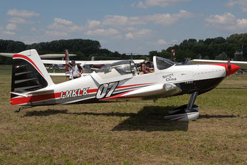 I-MKLK - Private Vans RV-7