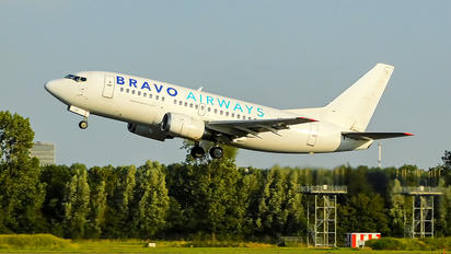 UR-CGY - Bravo Airways Boeing 737-500