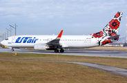 UR-UTQ - UTair Ukraine Boeing 737-800 aircraft