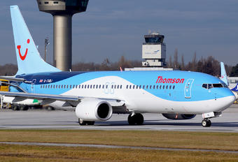 G-TAWJ - TUI Airways Boeing 737-800