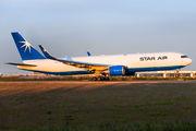 OY-SRV - Star Air Boeing 767-300F aircraft