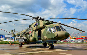 RF-90673 - Russia - Air Force Mil Mi-8AMT
