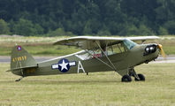 SP-AFY - Private Piper J3 Cub aircraft