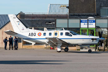 115 - France - Army Socata TBM 700