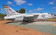 150920 - USA - Marine Corps Vought F-8E Crusader aircraft