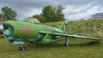 606 - Poland - Air Force PZL Lim-6M aircraft