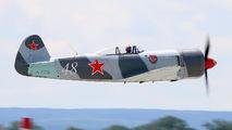 F-AZZK - Private Yakovlev Yak-3U aircraft