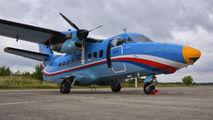 0928 - Czech - Air Force LET L-410 Turbolet aircraft