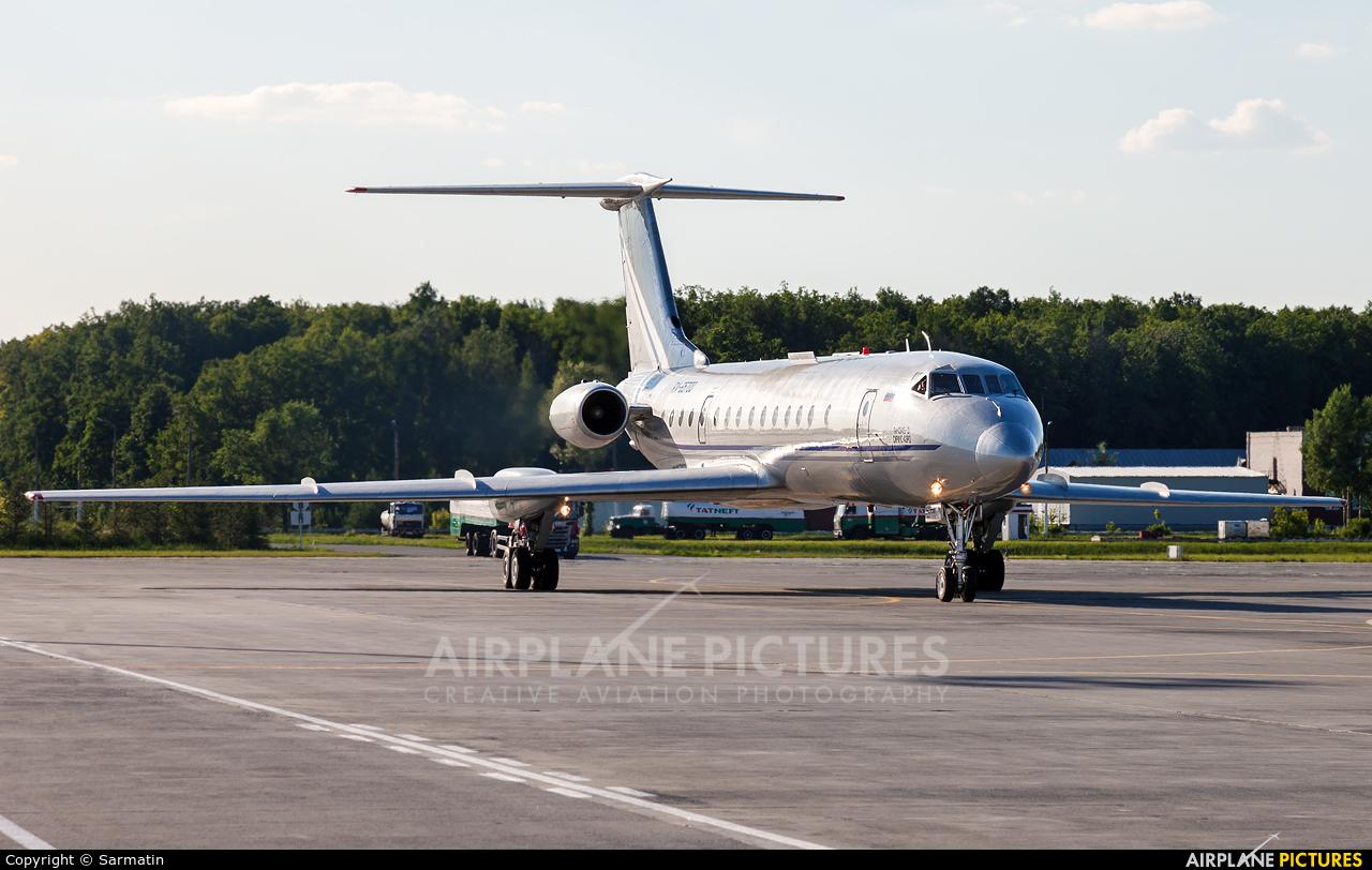 Sirius-Aero RA-65700 aircraft at Kazan