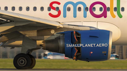 SP-HAW - Small Planet Airlines Airbus A321