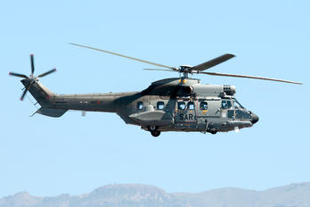 HD.21-17 - Spain - Air Force Aerospatiale AS332 Super Puma