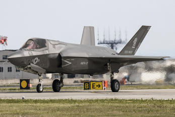 169296 - USA - Marine Corps Lockheed Martin F-35B Lightning II