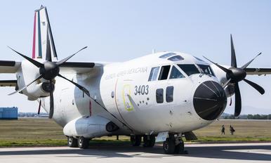 3403 - Mexico - Air Force Alenia Aermacchi C-27J Spartan