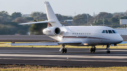 N236QS - Netjets (USA) Dassault Falcon 2000 DX, EX