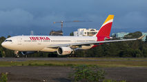 EC-MNK - Iberia Airbus A330-200 aircraft