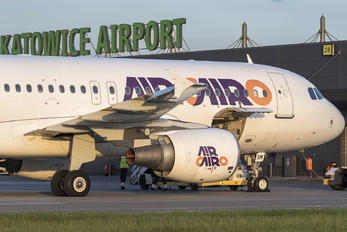 SU-BTM - Air Cairo Airbus A320