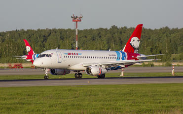 RA-89081 - Yamal Airlines Sukhoi Superjet 100