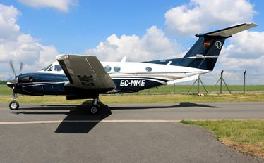 EC-MME - Private Beechcraft 2000 Starship