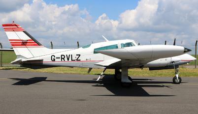 G-RVLZ - Private Cessna 340