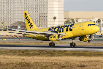 N653NK - Spirit Airlines Airbus A320