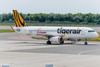 B-50001 - Tigerair Taiwan Airbus A320