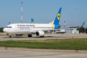 UR-PSQ - Ukraine International Airlines Boeing 737-800 aircraft