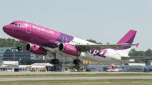 HA-LPK - Wizz Air Airbus A320 aircraft