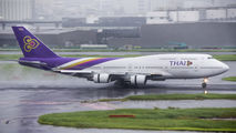 HS-TGX - Thai Airways Boeing 747-400 aircraft