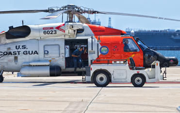 6023 - USA - Coast Guard Sikorsky MH-60T Jayhawk