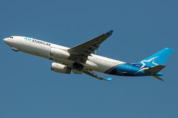 C-GUBF - Air Transat Airbus A330-200