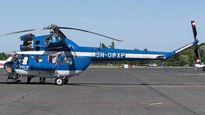 SN-08XP - Poland - Police Mil Mi-2