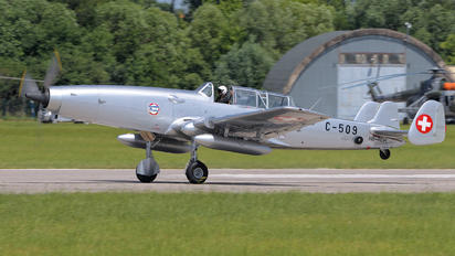 HB-RDH - Private EKW C-3605 Schlepp