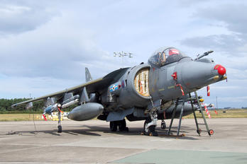 ZG858 - Royal Air Force British Aerospace Harrier GR.9