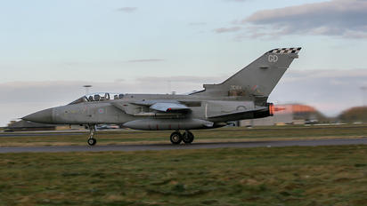ZE164 - Royal Air Force Panavia Tornado F.3