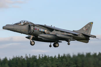 ZG507 - Royal Air Force British Aerospace Harrier GR.9