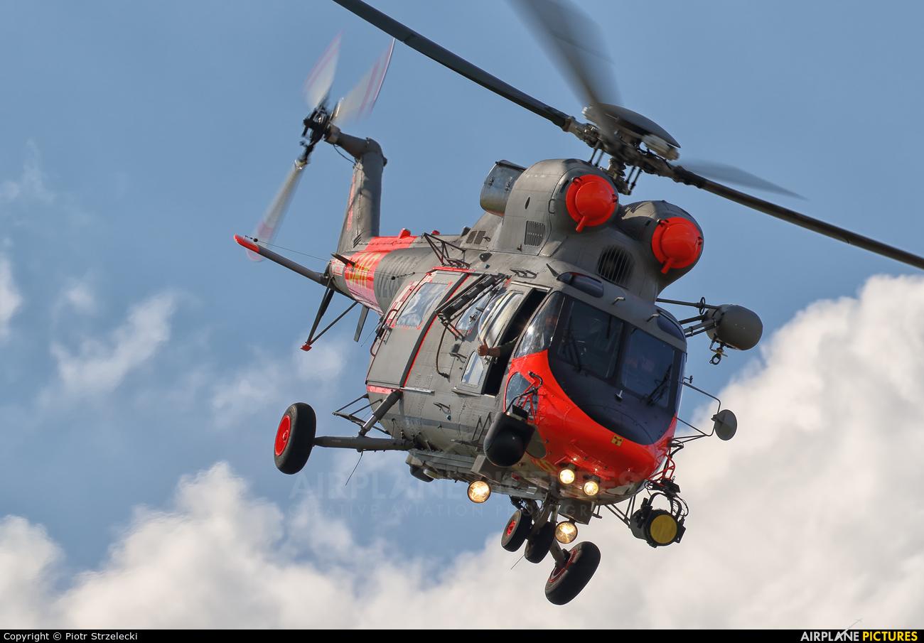 Poland - Navy 0209 aircraft at Pardubice
