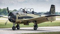 OE-ESA - The Flying Bulls North American T-28B Trojan aircraft
