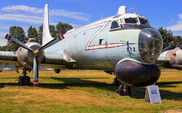 10712 - Canada - Air Force Canadair CP-107 Argus