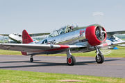 G-CJWE - Private Canadian Car & Foundry Harvard aircraft